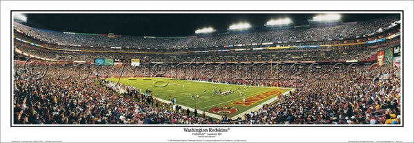 DC-111a Washington Redskins