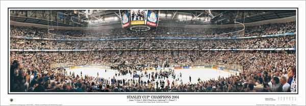 FL-28A Lightning 2004 Stanley Cup Champions