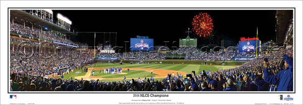 IL-410 Chicago Cubs - 2016 NLCS Champions
