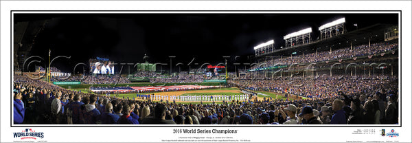 IL-414 Chicago Cubs 2016 World Series Champions