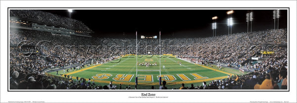 "LA-59 LSU Tigers ""End Zone"""