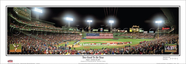"MA-218 ""Two Good To Be True"" 2007 World Series"