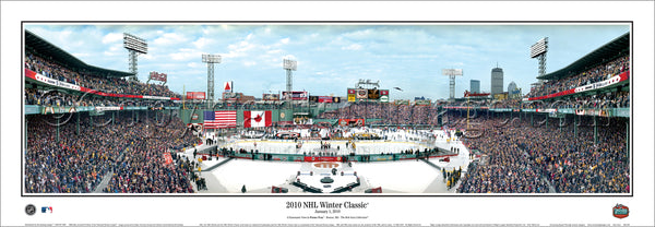 MA-268 2010 NHL Winter Classic Bruins vs. Flyers