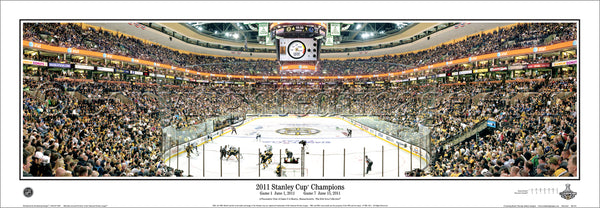 MA-301 Bruins 2011 Stanley Cup Game 6