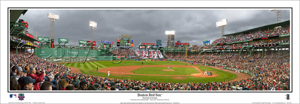 MA-409 Boston Red Sox - Farewell at Fenway - Big Papi Day