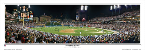 "MI-196 ""Home Run Delivery"" 2006 ALCS"