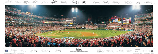 "MO-199 2006 World Series ""Believe"""