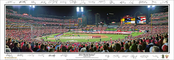 MO-306 Cardinals 2011 World Series Game 1