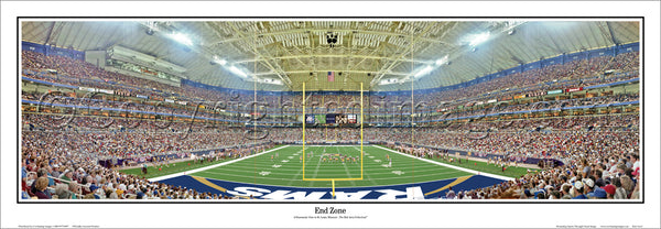 MO-98 St. Louis Rams - End Zone