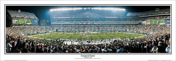 PA-110a Eagles Inaugural Game