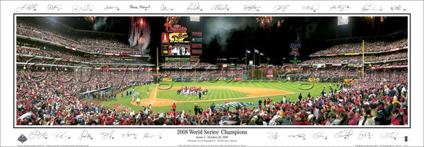 PA-248 Phillies 2008 World Series Champions (signature edition)