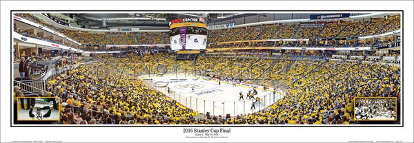 "PA-401 ""2016 Stanley Cup Final"""