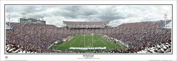 "PA-82 Penn State Nittany Lions ""29 Yard Line"""