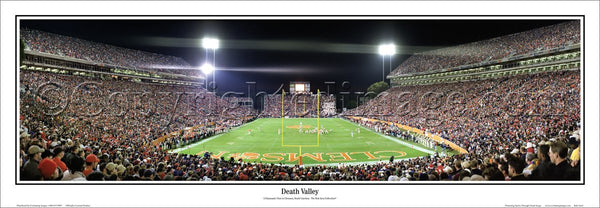 "SC-26 Clemson Tigers ""Death Valley"""