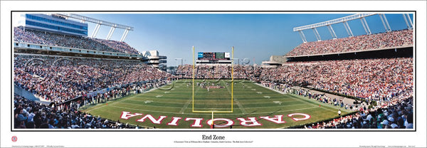 "SC-94 South Carolina Gamecocks ""End Zone"""
