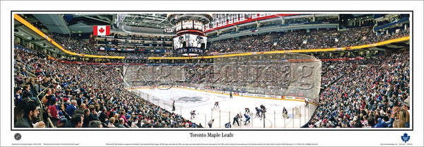 TOR-341 Toronto Maple Leafs