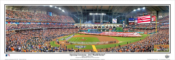 TX-419 Astros 2017 World Series Opening Ceremony