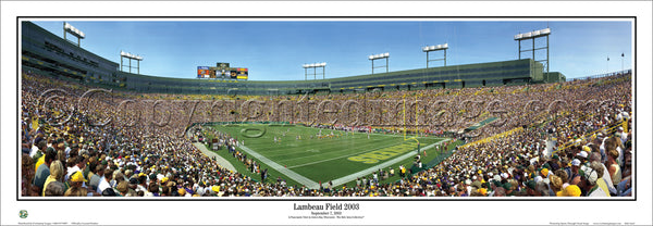 WI-48A Packers Lambeau Field