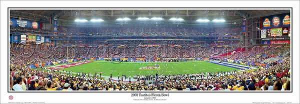 WV-221 Mountaineers 2008 Fiesta Bowl