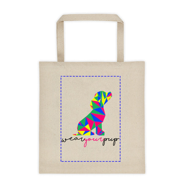 Tote bag - Wear Your Pup!