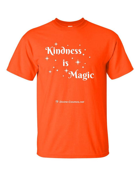 """Kindness Is Magic"" short sleeve t-shirt"