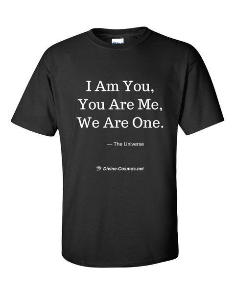 """We Are One"" short sleeve t-shirt"
