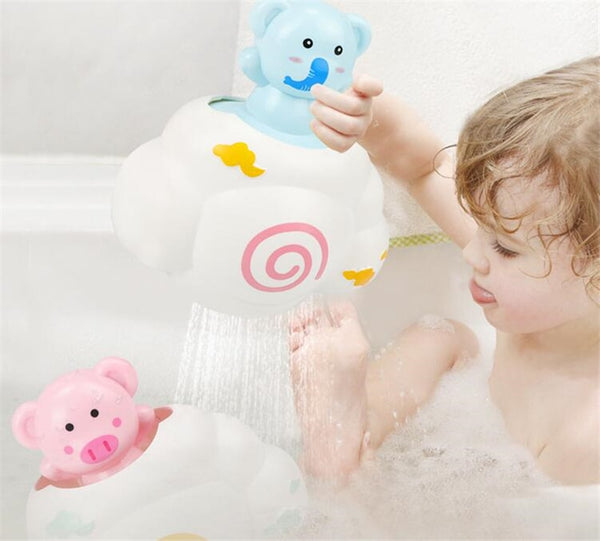 Assorted Bathtime Water Spraying Toys - Petite La Petite