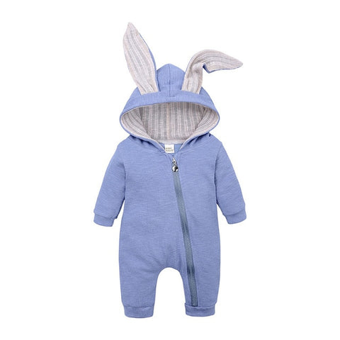 Floppy Ears Jumpsuit Jacket - Petite La Petite
