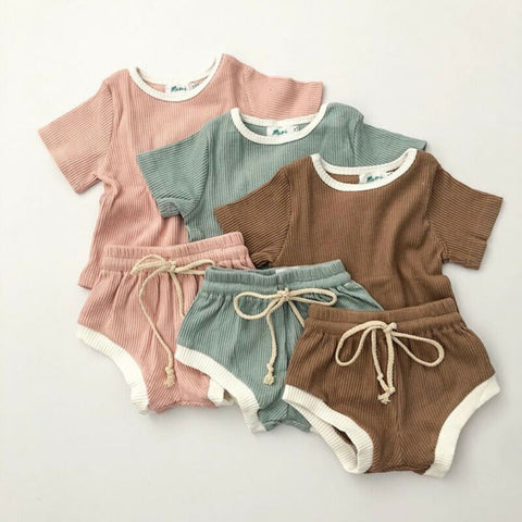 Moderna Cotton Outfit Set - 0 to 3 years - Petite La Petite