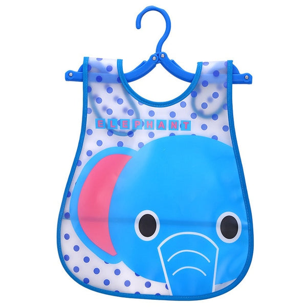 Assorted Cartoon Waterproof Baby Bibs - EVA material - Petite La Petite