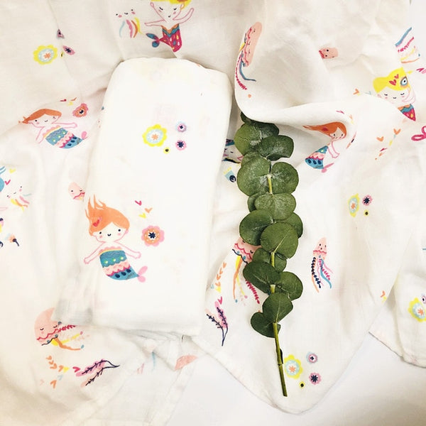 Assorted Swaddle Blankets - petitelapetite