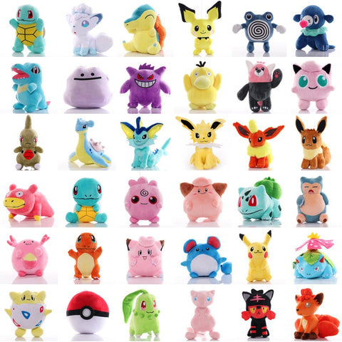 Assorted Movie Character Plush - Petite La Petite