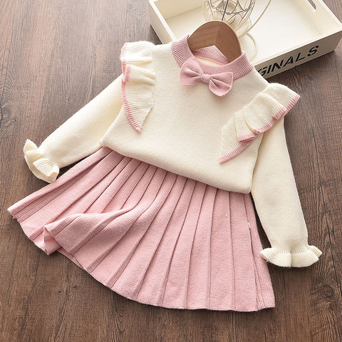 Emma Pink Outfit Set - 2 to 6 years - petitelapetite
