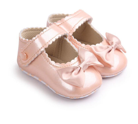 Pink Beauty Princess Shoes - Petite La Petite