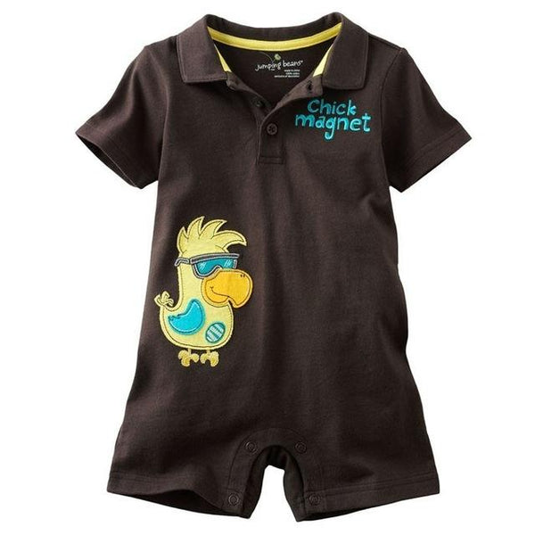 Summer 100% Cotton Ropa Bebe Creeper Romper - 6 months to 24 months