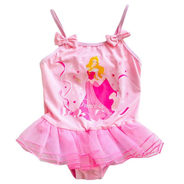 Summer Princess Bathing Suit - 1 year old to 14 years old
