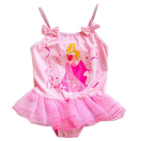 Summer Princess Bathing Suit - 1 year old to 14 years old - petitelapetite
