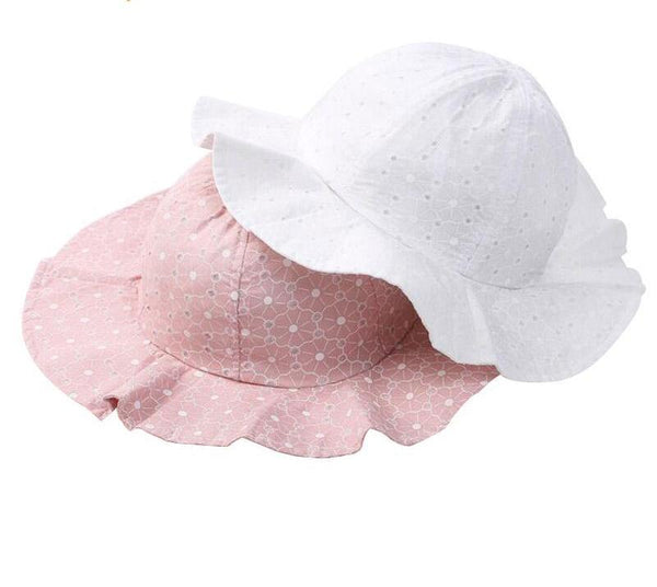 Summer Beach Baby Kids Hat - Petite La Petite