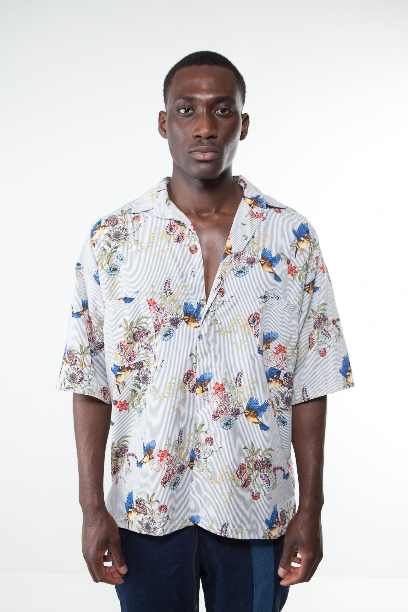 Bird&Flower Shirt