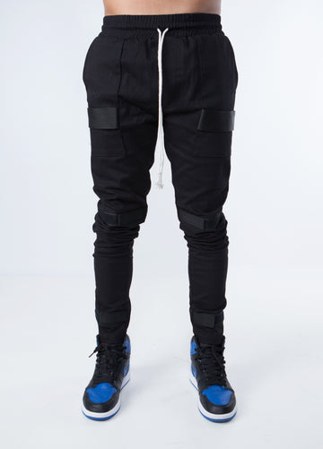 Black Scratch V2 Pants