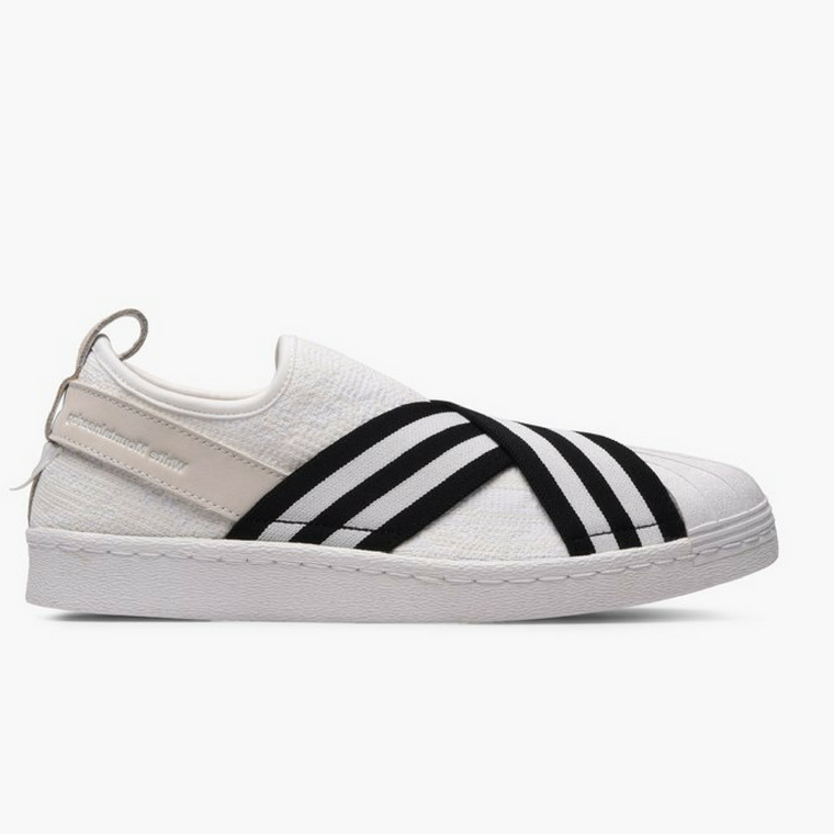 Adidas White Mountaineering Superstar Slip On Limited Edition
