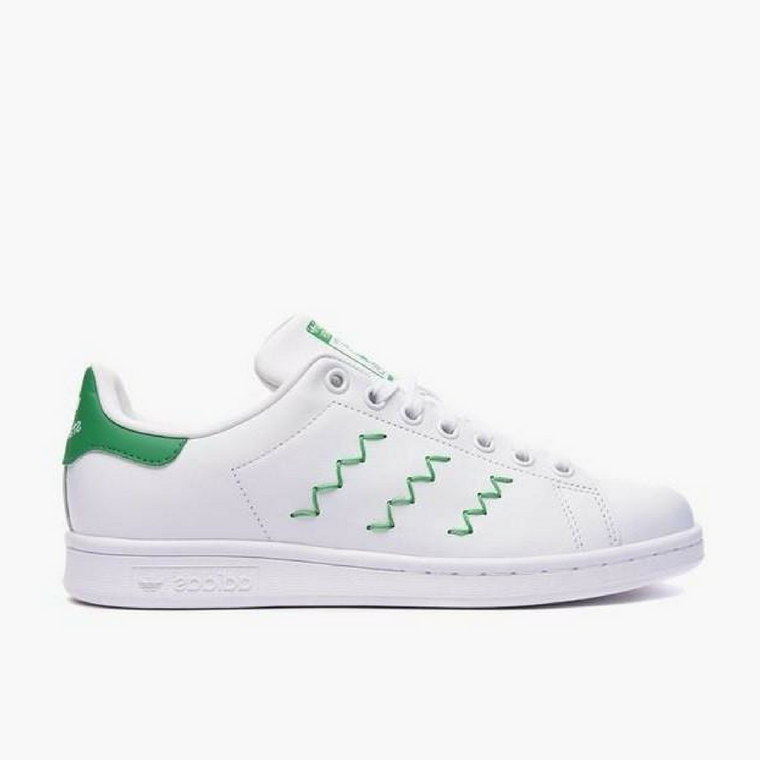 Adidas Stan Smith Running White / Green