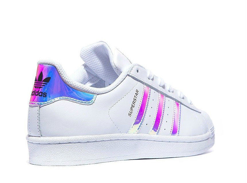 adidas superstar hologram the sneaker lab. Black Bedroom Furniture Sets. Home Design Ideas