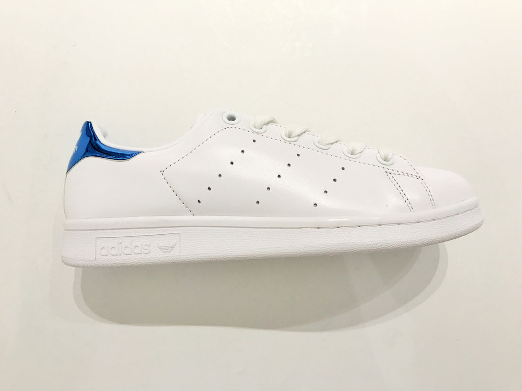 Adidas Metallic Blue Stan Smith