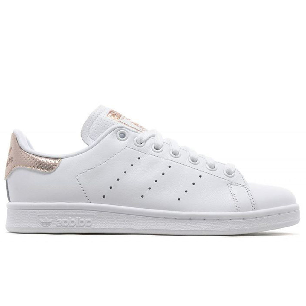 adidas stan smith white rose gold the sneaker lab. Black Bedroom Furniture Sets. Home Design Ideas