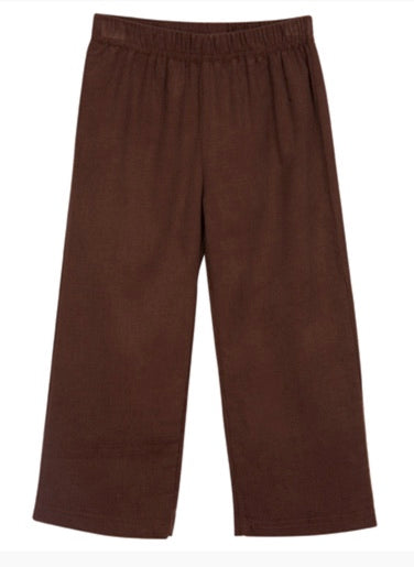 Chocolate Corduroy Pants