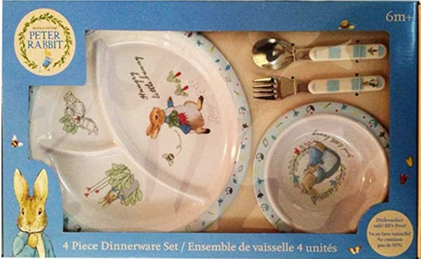 Peter Rabbit 5 Piece Dinnerware