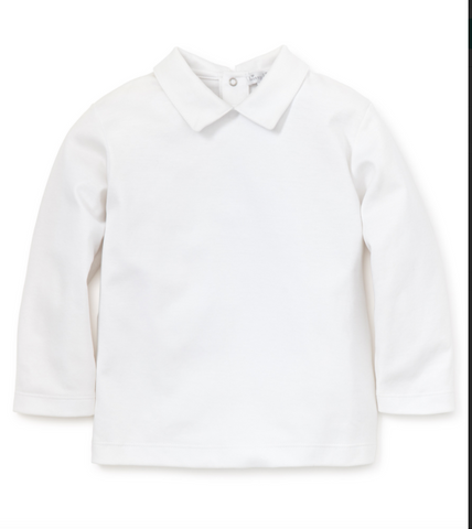 Kissy Kissy Boys L/S Collared Undershirt