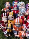 Zubels Football Doll