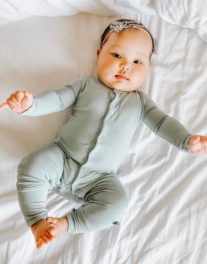 Kyte Bamboo Solid Romper